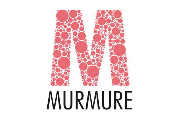 Logo Design study for MURMURE vzw